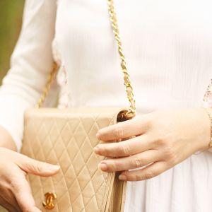 Mon premier sac Chanel