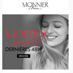 Ventes privées Monnier Frères