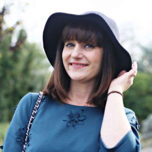 Molly Bracken : la robe bleue
