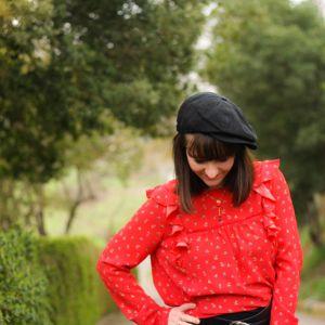 La jolie blouse