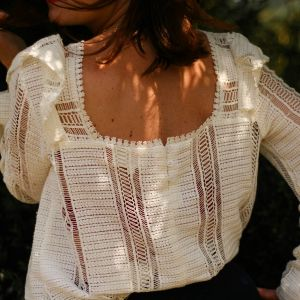 La blouse Line de sézane