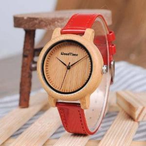 Découverte des montres et lunettes en bois Sun WoodTime