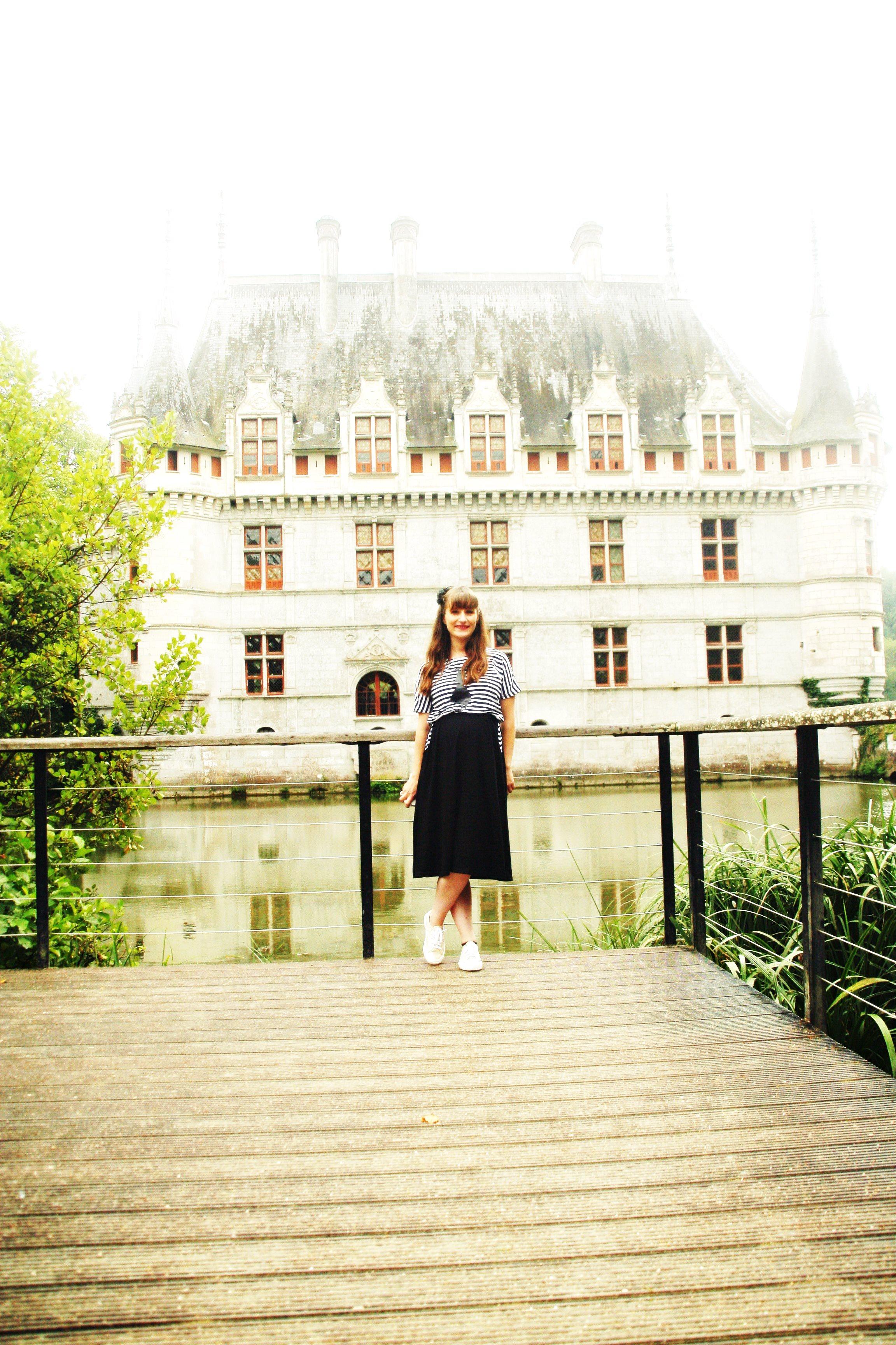 Azay le rideau les ch teaux de la loire aur lia blog mode - Restaurant l aigle d or azay le rideau ...