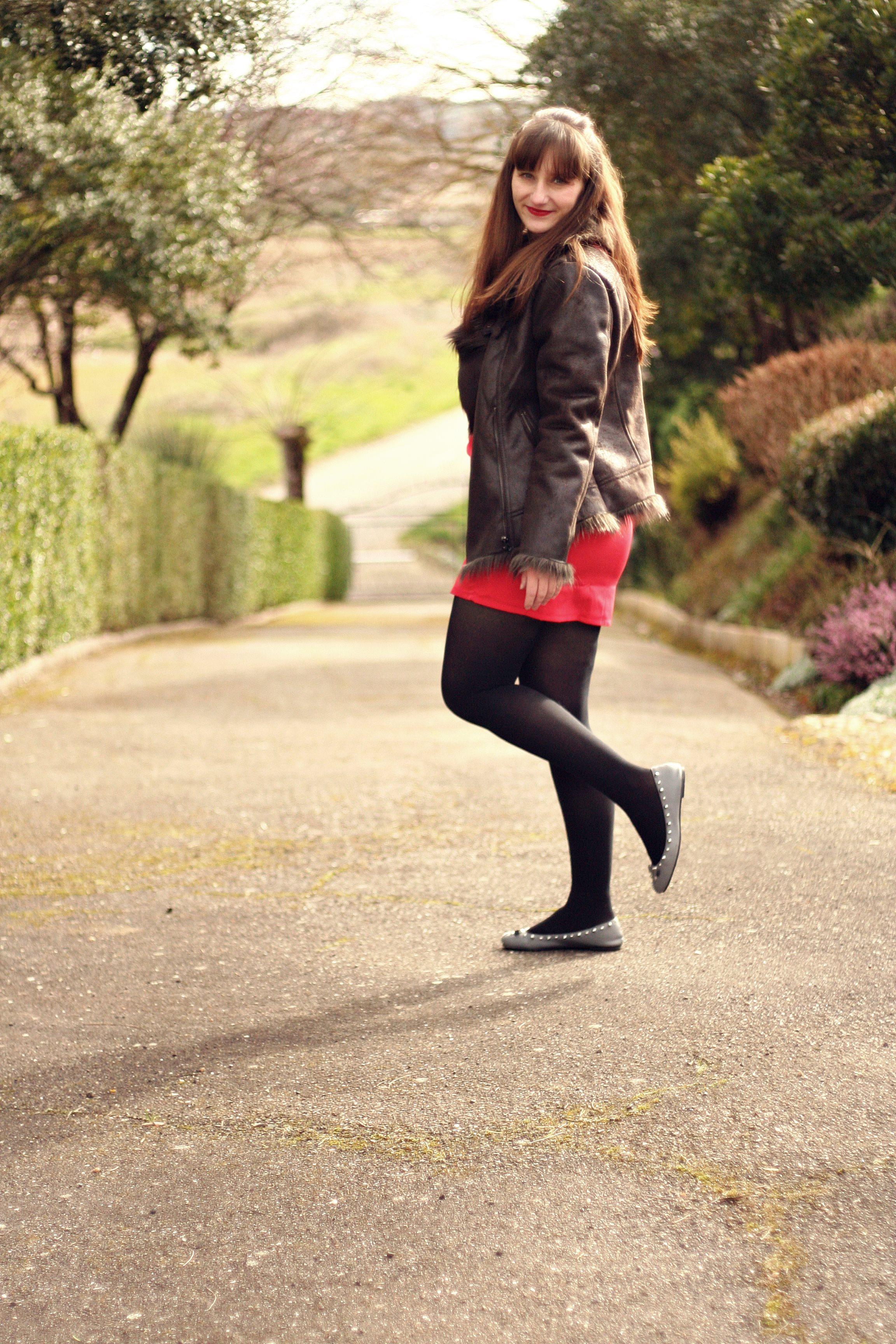ballerines-marc-jacobs-souris-robe-rouge-blouson-blog-mode