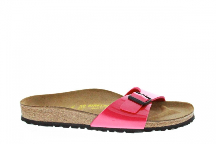 birkenstock-madrid-vernis-rose-red