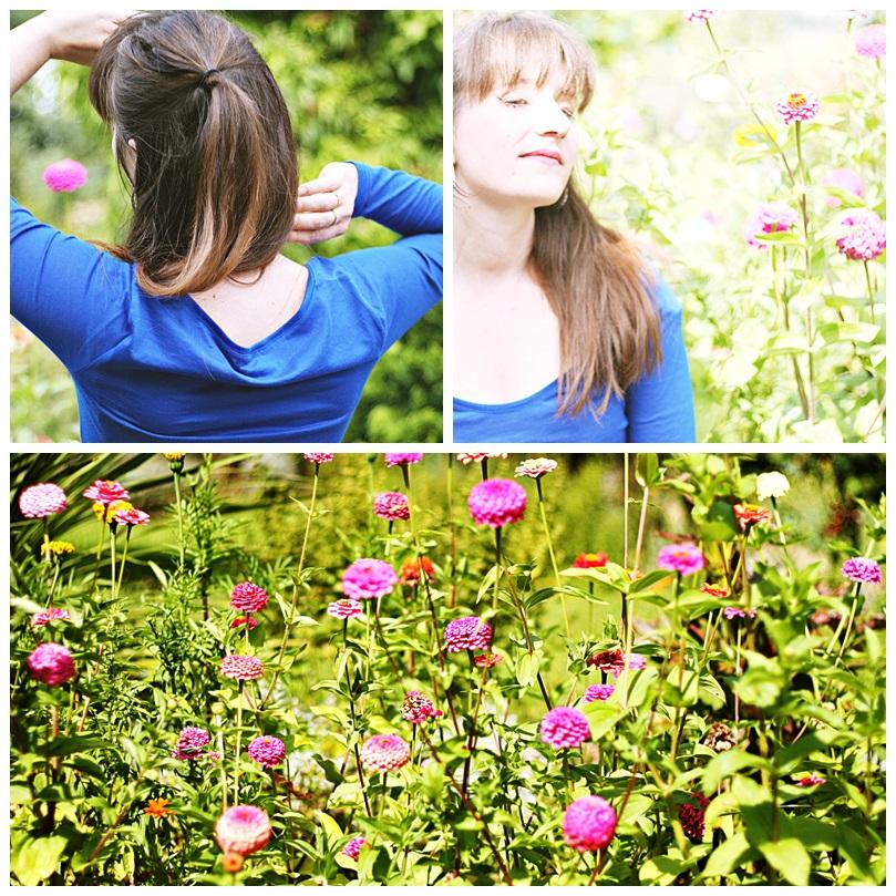 blogueuse mode et appareil photo 350d 50 mm 1.8 portrait