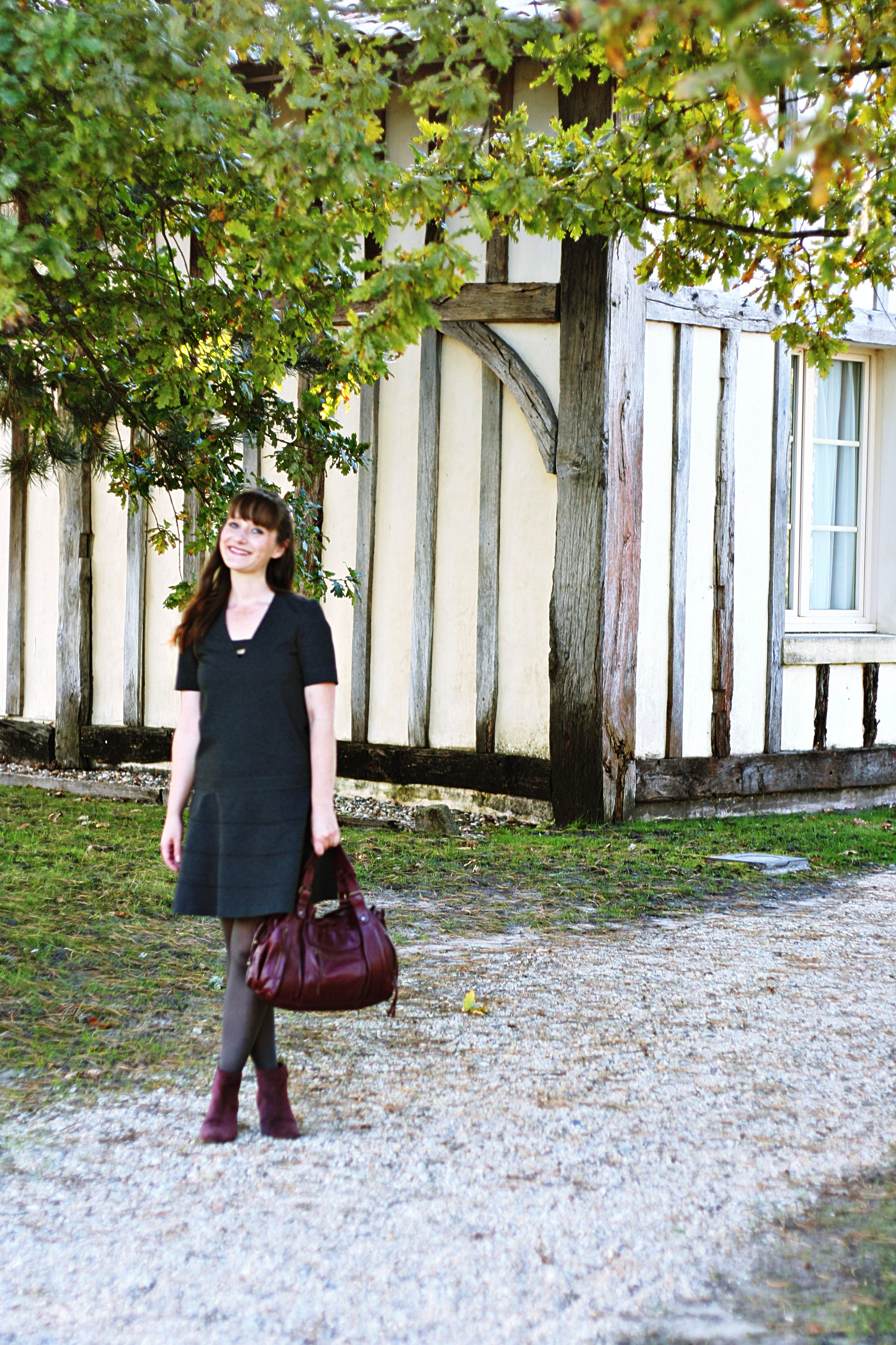 robe comptoir des cotonniers sac gerard darel caudalie sources