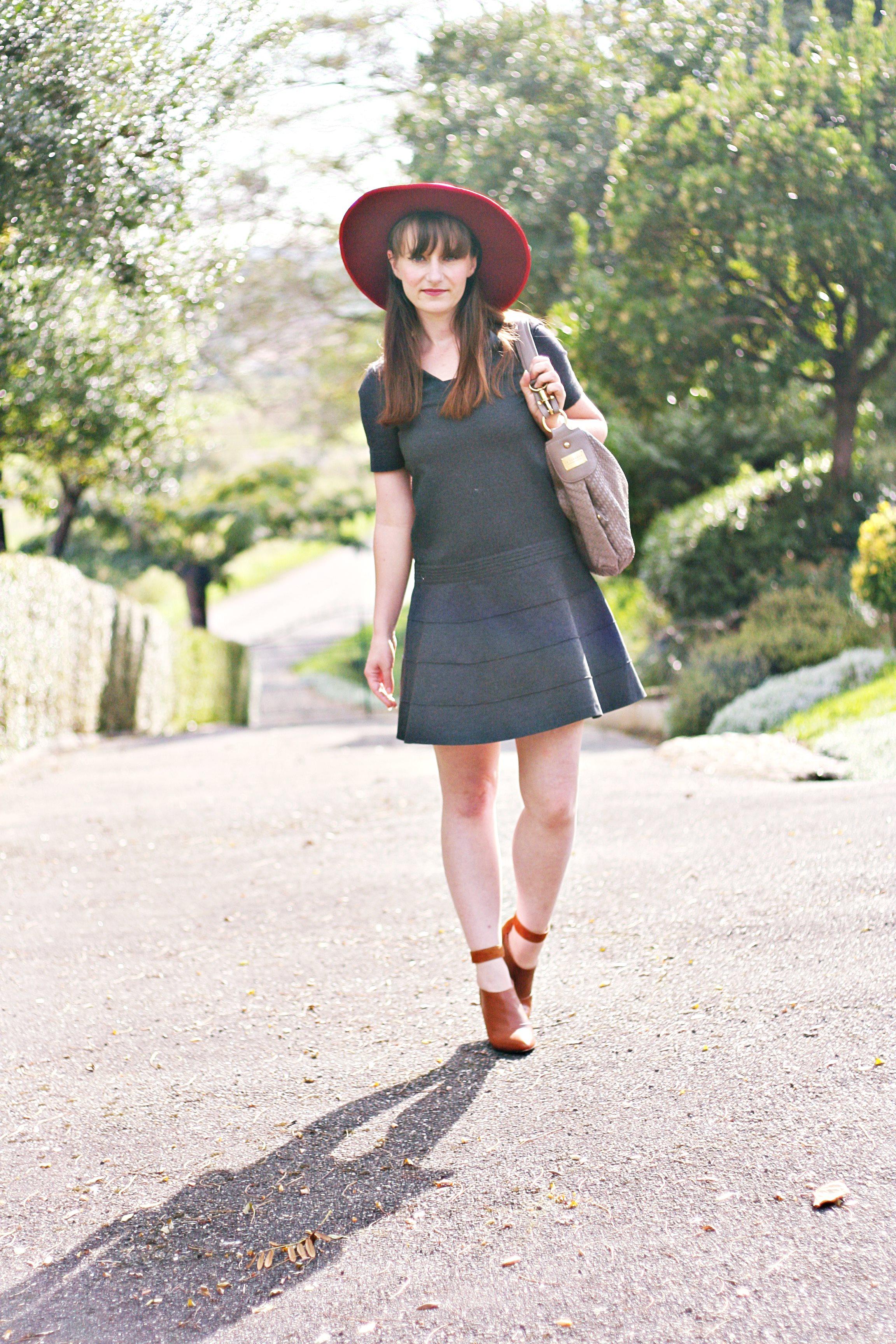 robe comptoir des cotonniers sac le tanneur