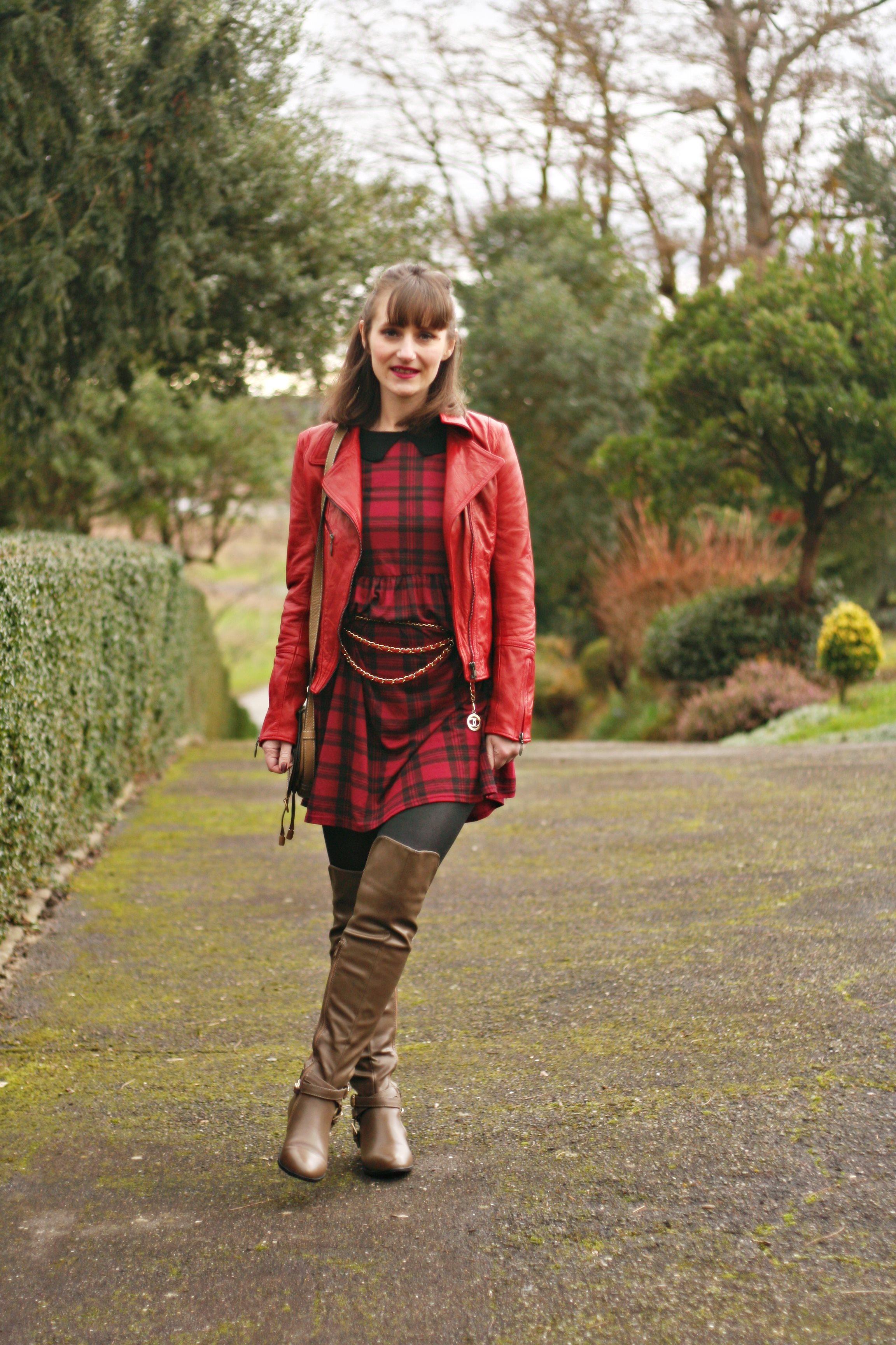 look cuissardes sac chloé ceinture chanel-blogmode-streetstylecuissardes-lookchanel
