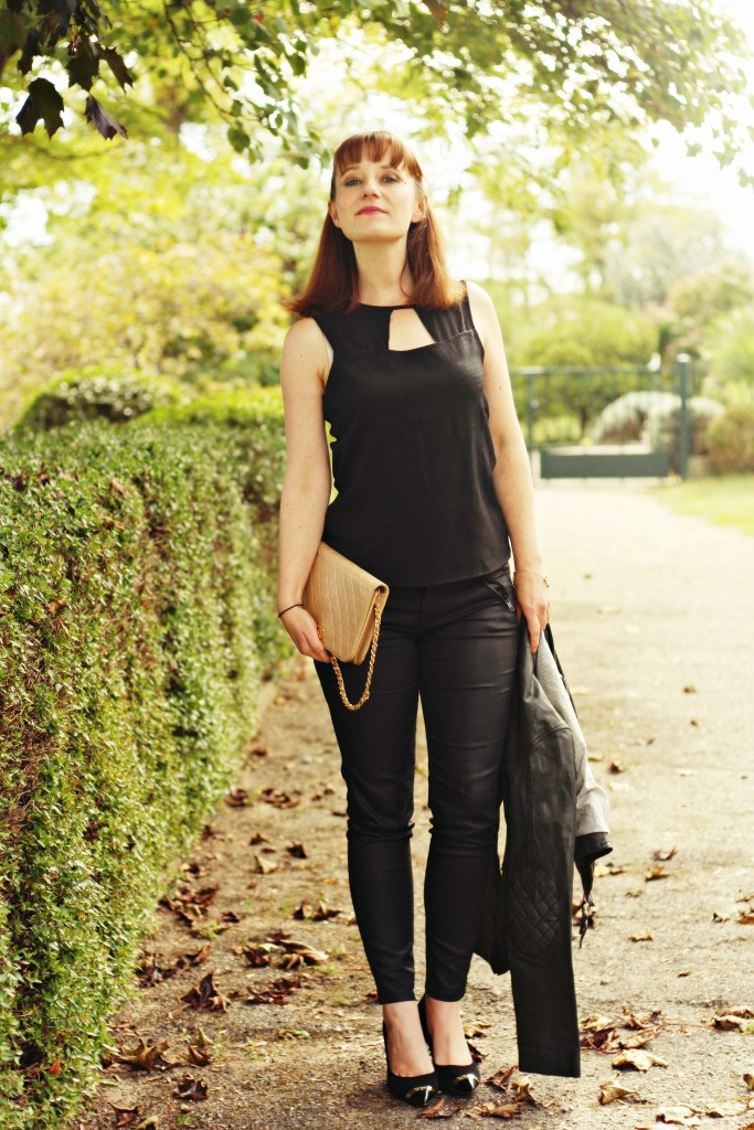 look-noir-blog-mode-toulouse-sac-chanel-vintage-ikks