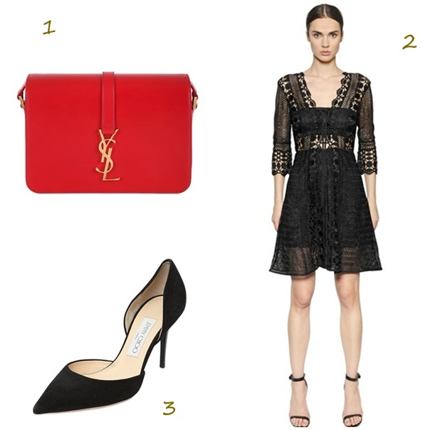luisaviaroma-look-reveillon-chic-saint-laurent-selfportrait-jimmychoo-blog-mode