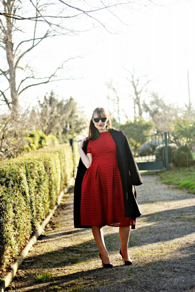 look-robe-midi-robe-de-cérémonie-blog-mode-femme-louboutin-look-robe-de-ba