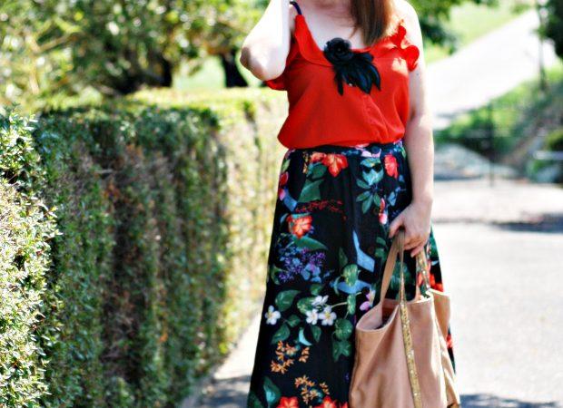 look-floral-tropical-jupe-a-fleurs-mango-epadrilles-castaner-blog-mode