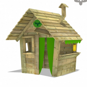 Une maisonnette pour les enfants