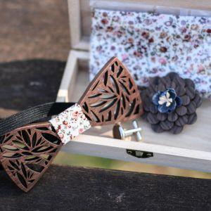 Les montres en bois et accessoires de la marque Nordic Wood