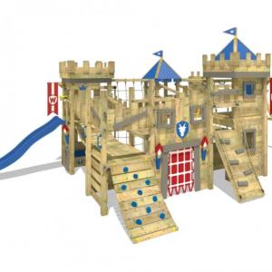 Le coin des enfants : les aires de jeux