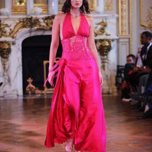 Une robe sur mesure avec la styliste Nathalie Descout