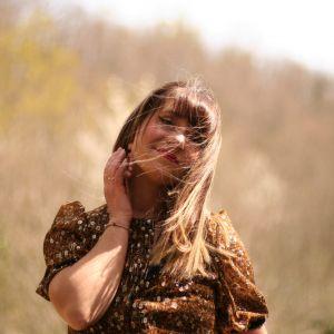 Robe longue Sézane : pourquoi je parle souvent de Sézane sur mon blog mode femme