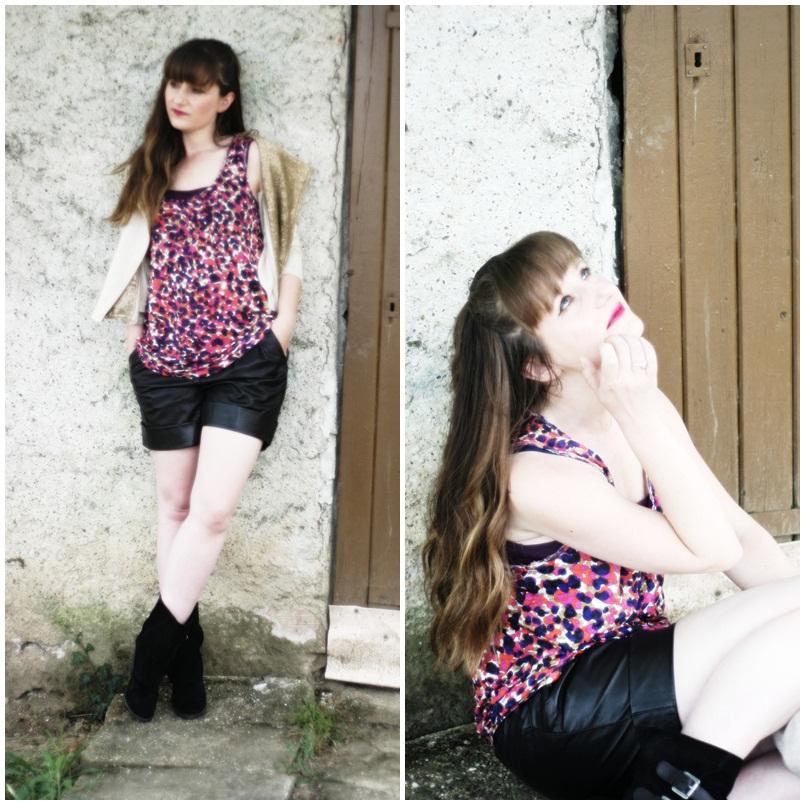 top-leopard--cuir-short-kookai-2012-blogueuse-mode-aurelia-toulouse