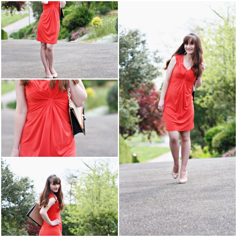 blog mode robe drapee