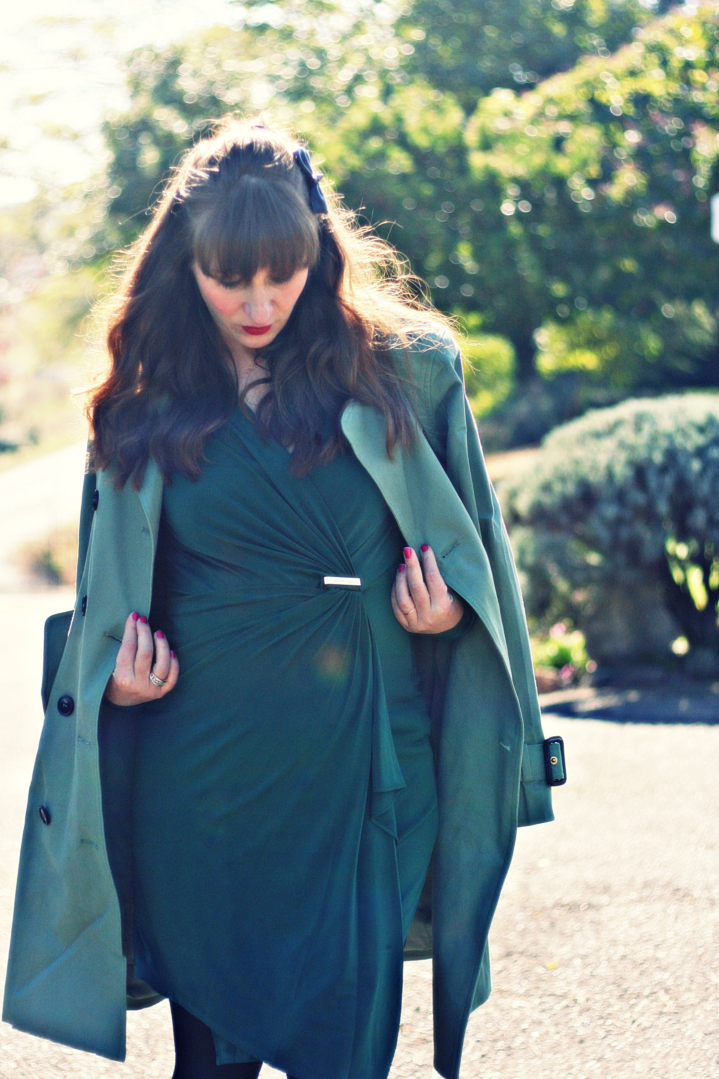 blog-mode-robe-michael-kors-robe-drapée