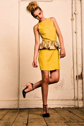 camouflage-yellow-racer-back-dress-1