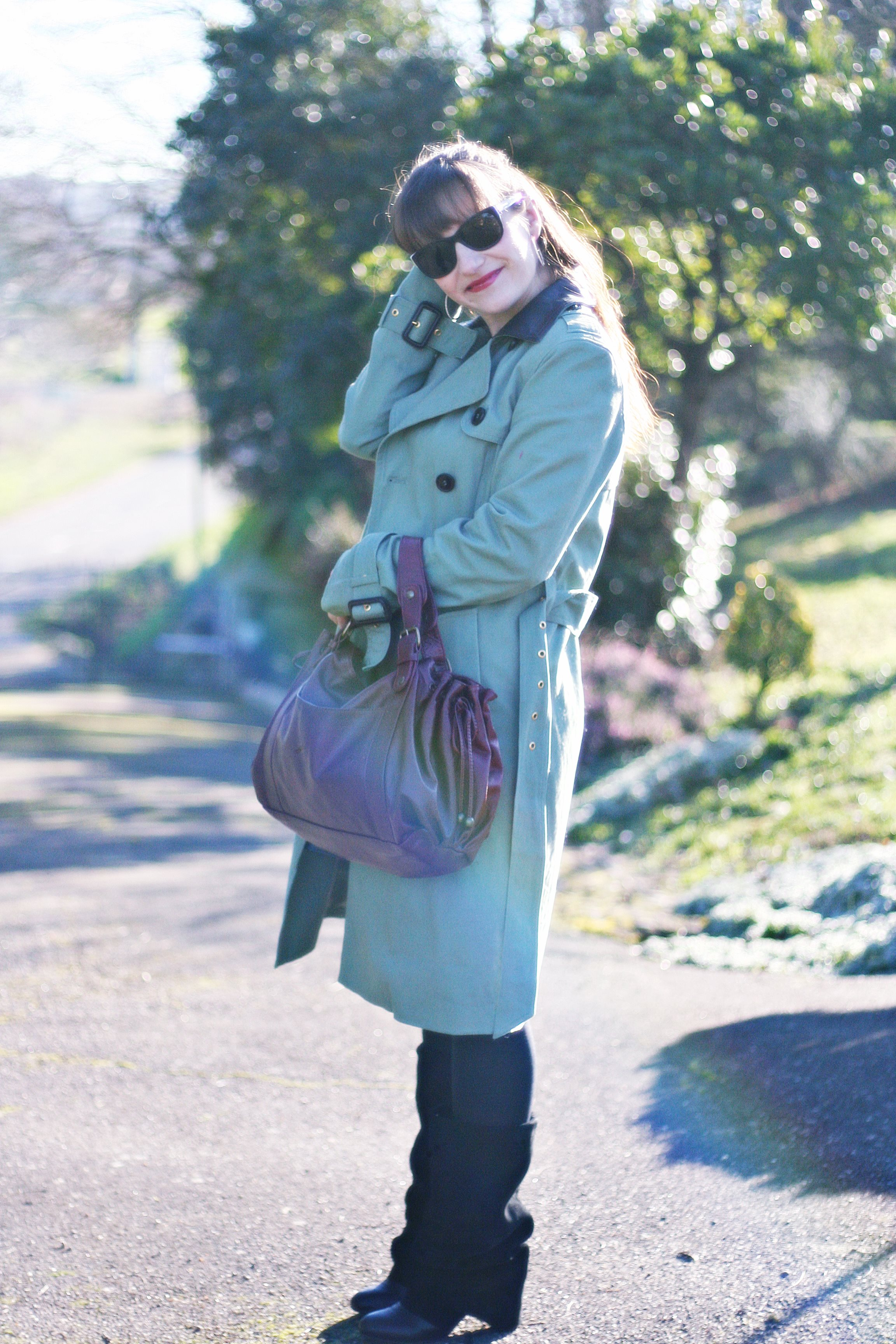 look-trench