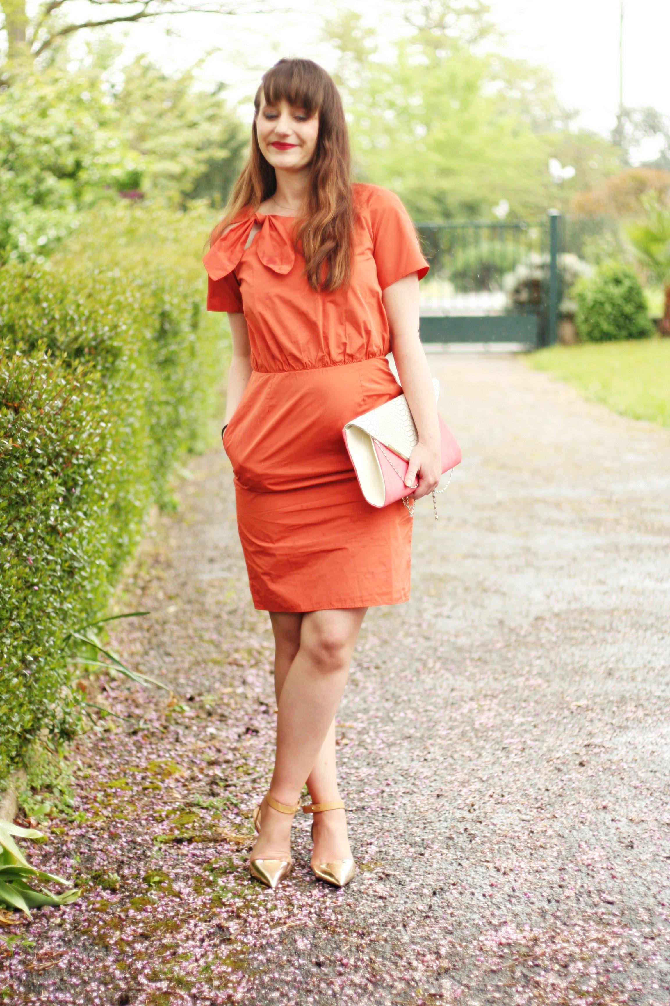 robe mademoiselle tara escarpins see by chloe blog mode