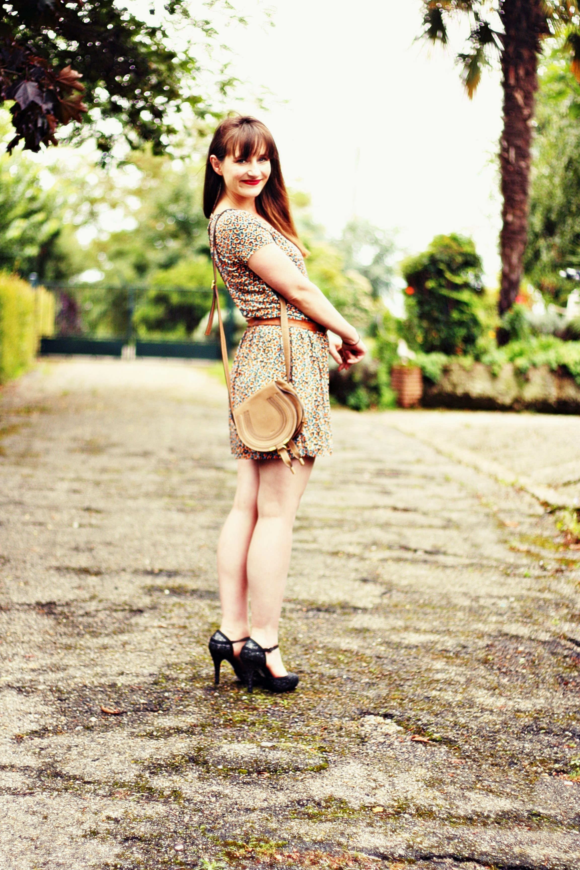combi short tournesol blog mode sac chloe