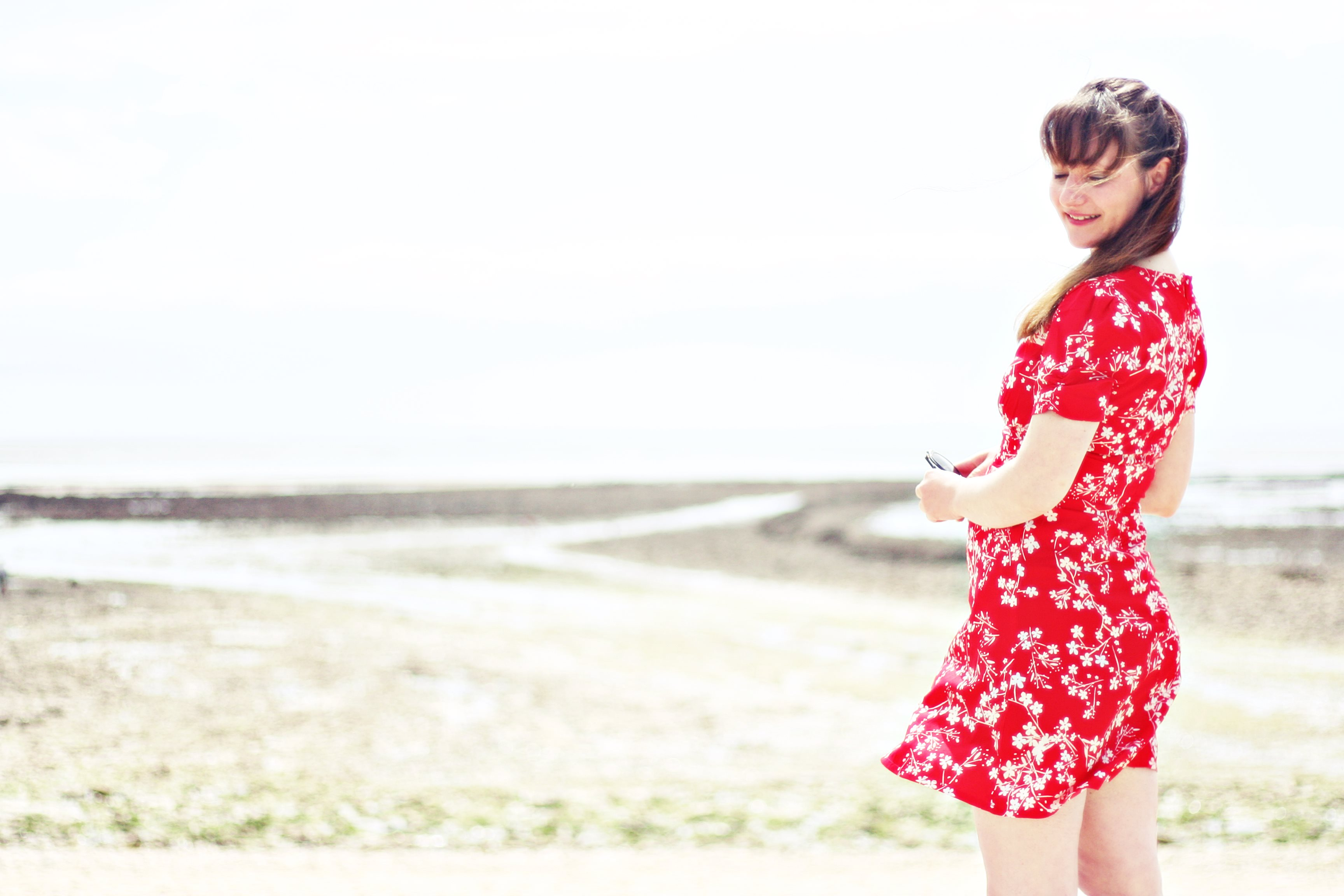 robe new look ballerines lacets blog mode quizz new look