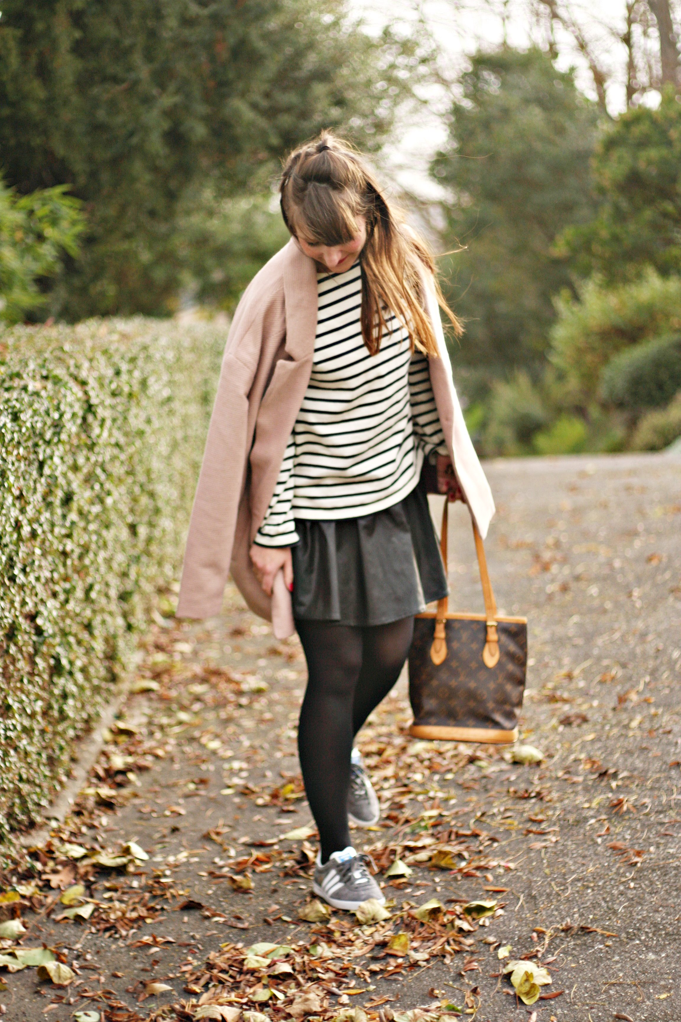 street style louis vuitton bucket petit modele blog mode