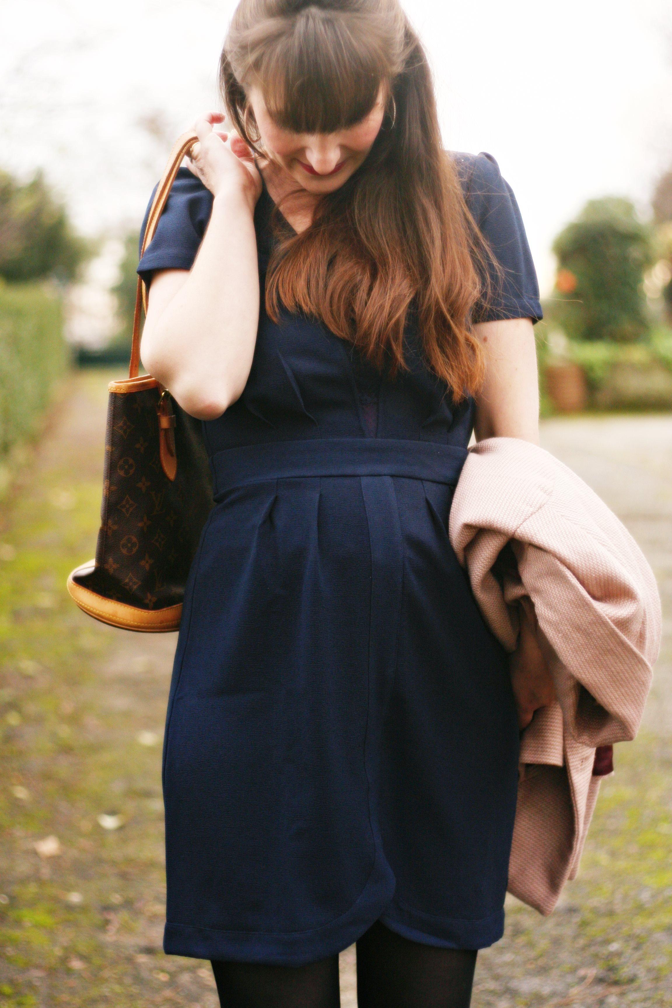 robe portefeuille-streetstylelouisvuitton-monshowroom-clo&se