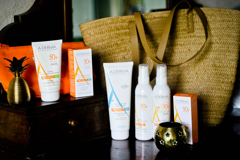 blog-test-solaire-aderma-protect-indice-50-pierrefabre-soins-aderma-soleil
