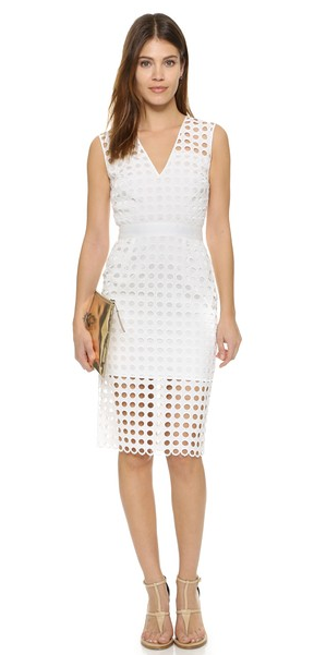 yumikimwhite-dress
