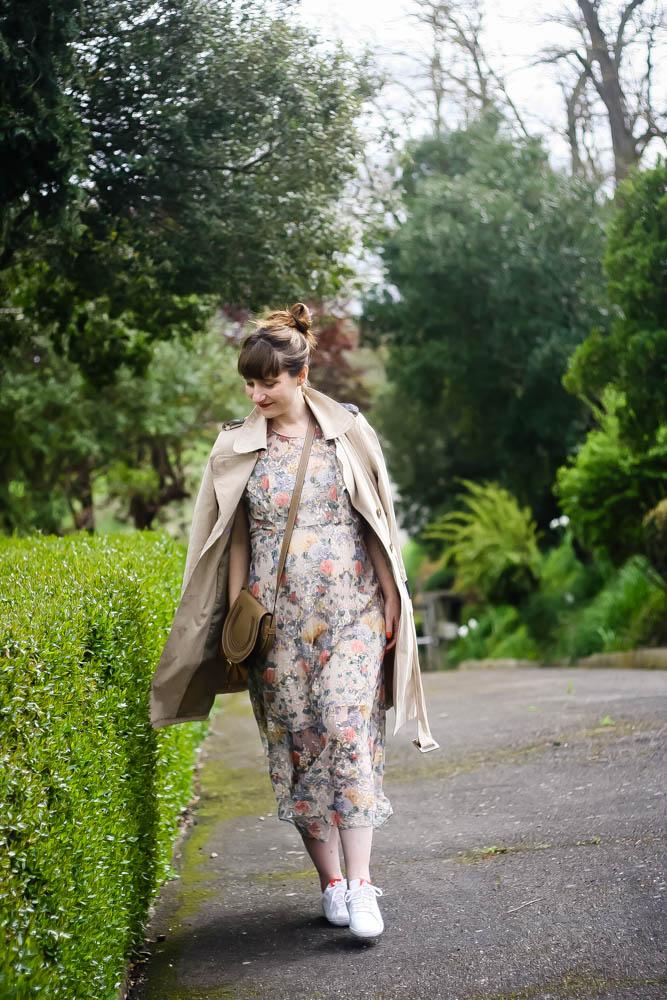 stylelounge-robezarafleurs-zara2016-sacchloe-stansmith-rouge-blog-mode-femme